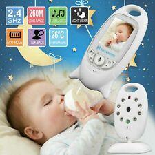 Babyphone mit Kamera 2.4GHz Baby Monitor Digital Video Babykamera mit Nachtsicht