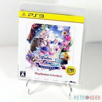 Jeu Atelier Totori Alchemist Arland 2 Best [JAP] PlayStation 3 PS3 NEUF Blister