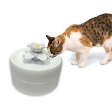 Pioneer Pet Magnolia Petal Fresh Water Pet Drinking Fountain 1.6 Litres