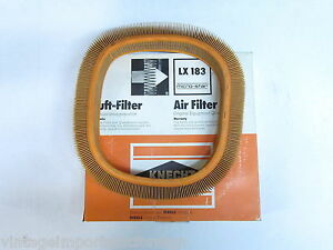 Air Filter Fits Mercedes Benz 280S 250 250C & 250S New Mahle Brand LX183