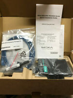 W2150A-T-US MOXA 1-PORT SERIAL/ETHERNET TO WIFI a/b/g/n SERVER, RS-232,422,485