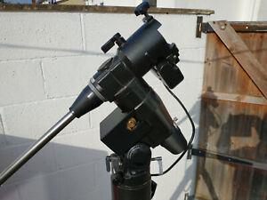EQ5 / CG5 Replacment RA Motor Cover  for Telescope Mounts (Black or White)