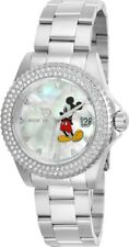Invicta 26238 Disney Limited Edition Women's 40mm Stainless Steel Crystal Watch