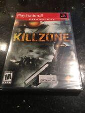 Killzone Sony Playstation 2 PS2 Greatest Hits Brand new Factory sealed