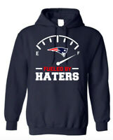 New England Patriots Fueled By Haters Hoodie S-2XL Tom Brady