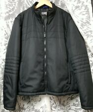 Kenneth Cole Reaction G-III Apparel Men's Size XL Black Jacket Coat Full Zip