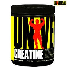 Universal Creatine Monohydrate 200g Bodybuilding Muscle Mass Growth Anabolic