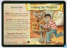 Harry Potter TCG AAH Adventures At Hogwarts Finding The Platform 9/80