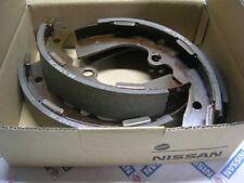 DATSUN 1000 1200 Front Brake Shoes Genuine (Fits NISSAN B10 B110 B210 B120 Ute)