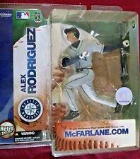 2003 McFarlane Baseball MLB Series 6 Alex Rodriguez Mariners #350 Retro
