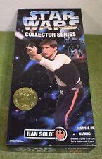 """Star Wars colector serie 12"""" han solo una nueva esperanza"""