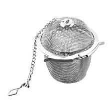 Reusable Stainless Steel Teefilter for home with Herbal Ball, Tee UN NEW