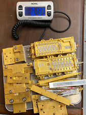 8.13lbs GOLD High-Yield Scrap, LASER PARTS GOLD Recovery