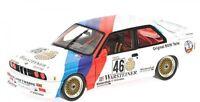 BMW M3 Numéro 46 M-Team Schnitzer - Calder WTCC 1987 (Ravaglia - Pirro)