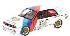 BMW M3 No.46 M-Team Schnitzer - Calder WTCC 1987 (Ravaglia - Pirro)