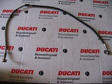 Ducati SF 848 1098 Bremsleitung hinten Bremse Leitung brake line brake AD-693