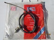 BC2158 New Quinton Hazell Brake Cable FITS: Rear Mazda 323 Estate RWD 1977-86