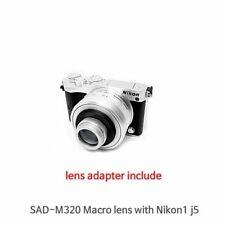 Macro Lens For Nikon J5 Series