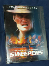 Sweepers  DVD - NEW SEALED  - Dolph Lundgren