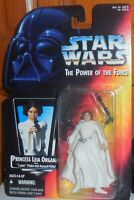 Star Wars Power of the Force PRINCESS LEIA ORGANA Mosc New Kenner Potf
