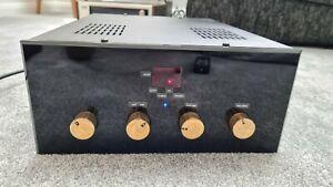 Audio Note Self Build Valve Amplifier - Pair P-Zero Mono blocks  - Please Read