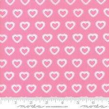 MODA Fabric ~ FIRST ROMANCE ~ Kristyne Czepuryk (8404 13) Sweet Pea - by 1/2 yd