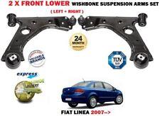para Fiat Linea 2007- > 2x delantero Izquierdo Derecho HORQUILLA