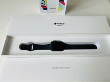 Apple Watch Series 3 38mm - Space Grey Aluminium Case Smartwatch GPS A1858 Ref 6