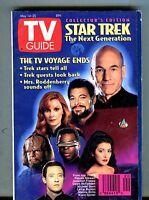 TV Guide Magazine May 14-20 1994 Star Trek Patrick Stewart 071417nonjhe