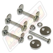 Front Alignment Camber Caster Cam Bolt Adjustable Kit Set 1997-2003 F150 2WD 4X4