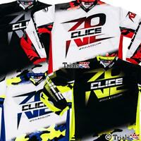 Clice Zone Riding Shirt - Trials/Enduro/MX/Offroad/Trail