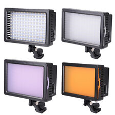 Pro Studio CN-126 LED Hot Shoe Photo Video Light For Canon Nikon DSLR Camcorder