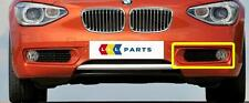 BMW Originale Serie 1 F20 F21 12-15 Paraurti Anteriore N/S Left Fendinebbia