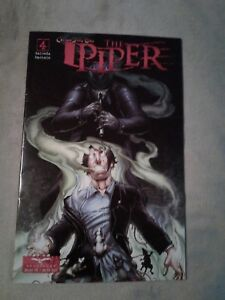 Grimm Fairy Tales comic issue #4 July The Piper  2oo8 Zenescope Entertainment