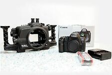 AQUATICA Underwater Housing PACKAGE (includes Canon 5DmII camera body & charger)