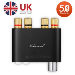 Nobsound NS-10G 100W Bluetooth Power Amplifier Mini Stereo HiFi Bass Audio Amp