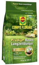 Compo FLORANID Premium Rasen-Langzeitdünger 10 Kg Rasendünger Rasen Dünger