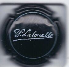 Capsule de champagne Lalouelle  N°2 NOIR ET BLANC