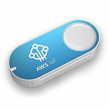 AWS IoT Button - Limited Release Programmable Dash Button