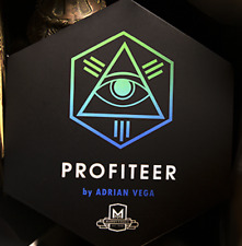 Profiteer (Gimmick and Online Instructions) by Adrian Vega - Magic Tricks