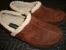 Women's Comfort view Loafers Faux Fur Lined Suede Winter Shoes  Size 9 M     206