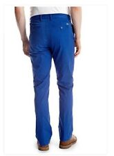"NWT Mens LACOSTE ""CLASSIC FIT"" Chino, Casual Pants, Blue, W SIZE 33 HH735S-51"