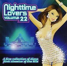 Various Artists - Nighttime Lovers Vol. 22 a Fine Collection of Disco Funk CLA