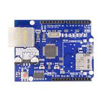 KUONGSHUN Ethernet Shield W5100 R3 Mega 2560 1280 328 UNO R3 Board for Arduino