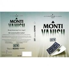 MONTI VANISH DVD & GIMMICKS BY JOE MONTI - CRISS ANGEL MAGIC PLAYING CARD TRICKS