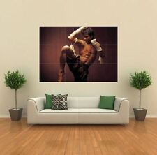 ONG BAK MUAY THAI WARRIOR NEW GIANT ART PRINT POSTER PICTURE WALL X1387