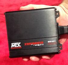 MTX MUD100.2 200W RMS 2-Channel Powersports Amplifier  WARRANTY