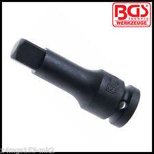 "BGS - 1/2"" Drive - 75 mm Long, Impact Extension Bar - Pro Range - 192"
