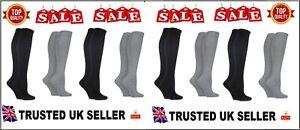 8 PAIRS Women Girl Ladies Over The Knee Thigh High Long Socks UK size 4-7 ZEDGQ