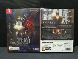(UK Import) Nintendo Switch Anima Gate of Memories: Arcane Edition (BN)